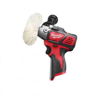 Milwaukee Tool continues to expand its 12 volt lithium-ion system with the introduction of the new M12™ Variable Speed Polisher/Sander.