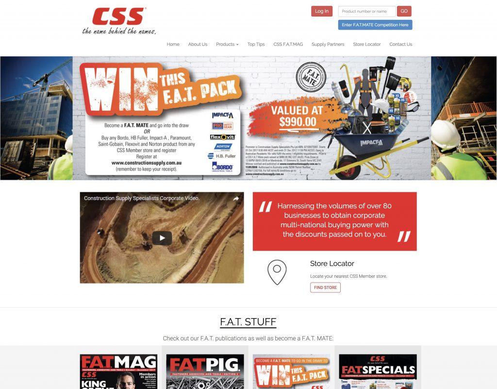 CSS Site